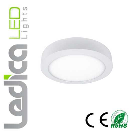 led ceiling light round 12w