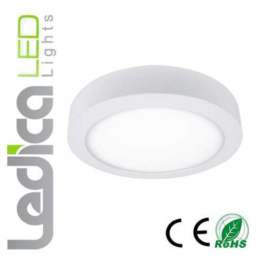 Ceiling led light round 18W