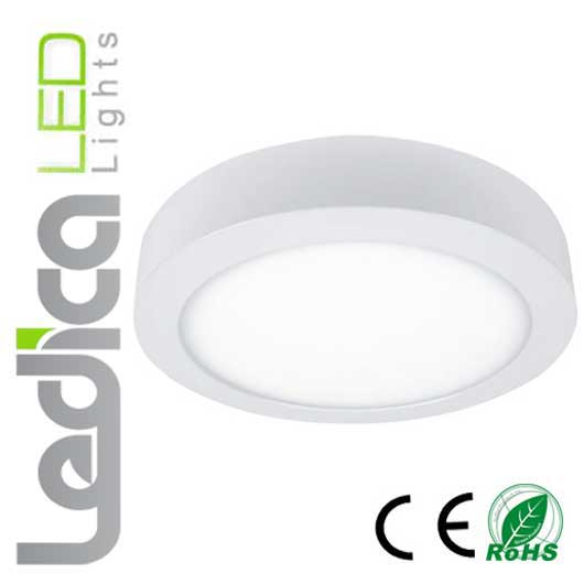 Led-ceiling round light 24W