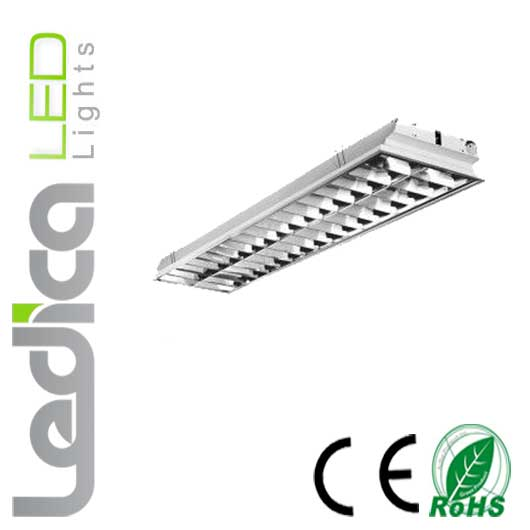 Built-in tube fixture T8 120cm