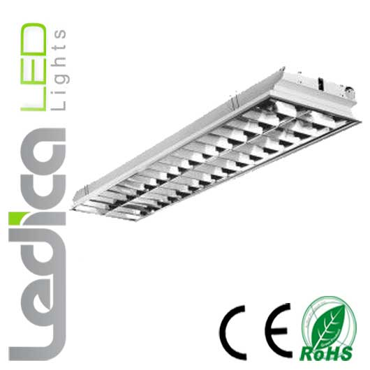 Built-in tube fixture T8 150cm