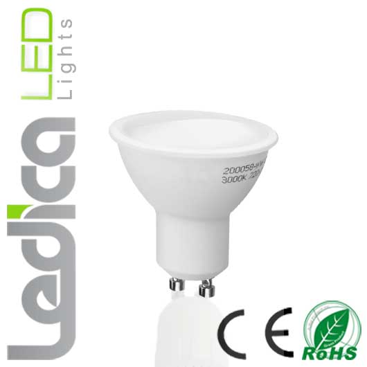 led bulb gu10 7W
