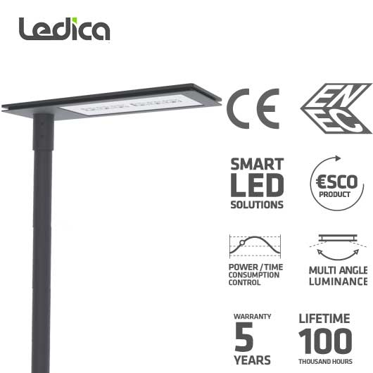 Led strassenbeleuchtung specification
