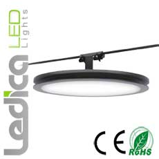 Led street light round