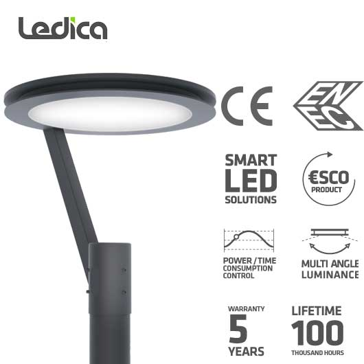 Street light specification